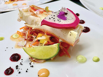 Marc's Restaurante | Ibiza | FacefoodMag