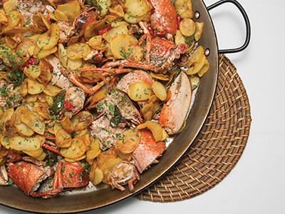 Restaurante Sol Post | Formentera | FacefoodMag