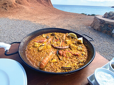 Restaurant Sa Caleta | Ibiza | FacefoodMag