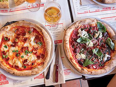 Restaurant Can Pizza Ibiza | Facefoodmag