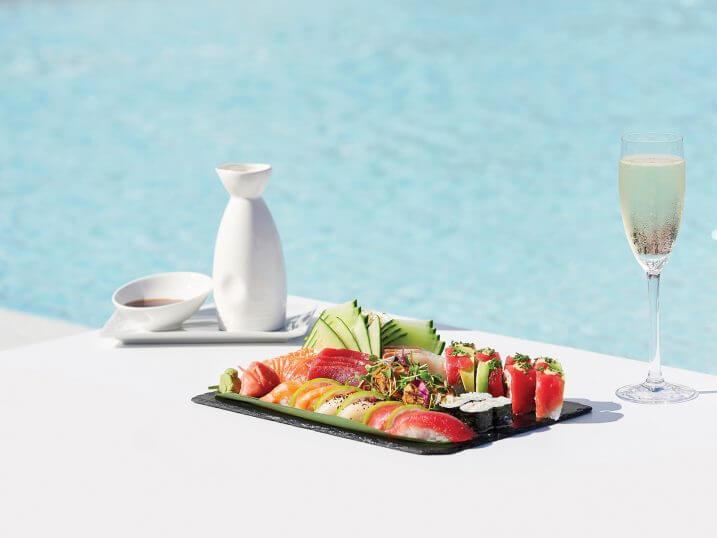 Restaurant The Oyster & Caviar Bar | Ibiza | FacefoodMag