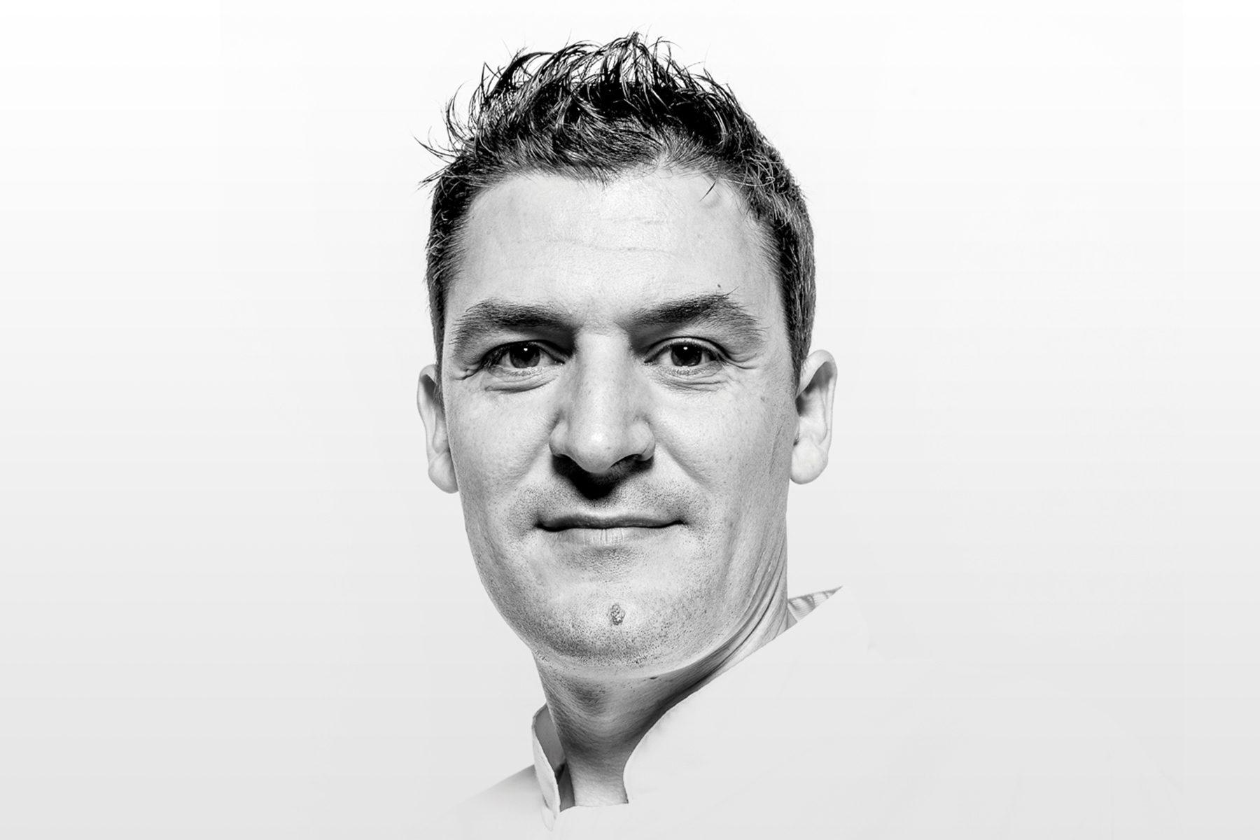 Óscar Molina, chef La Gaia. Ibiza