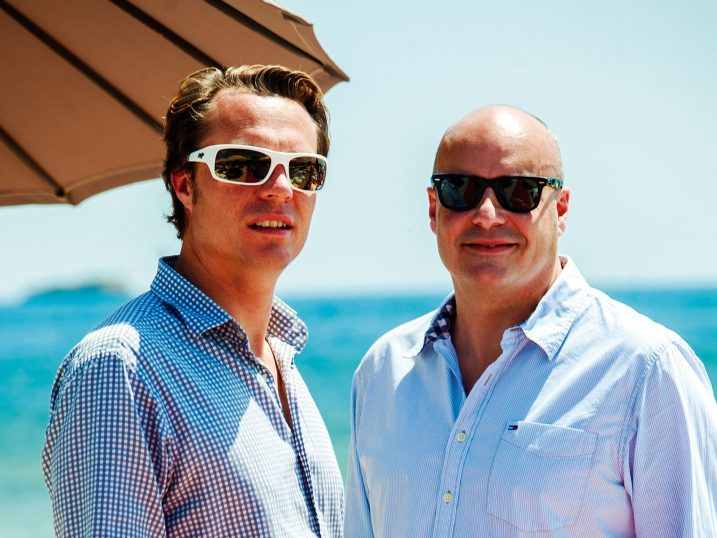 Christian and José Luis of the Ibiza Leisure Association