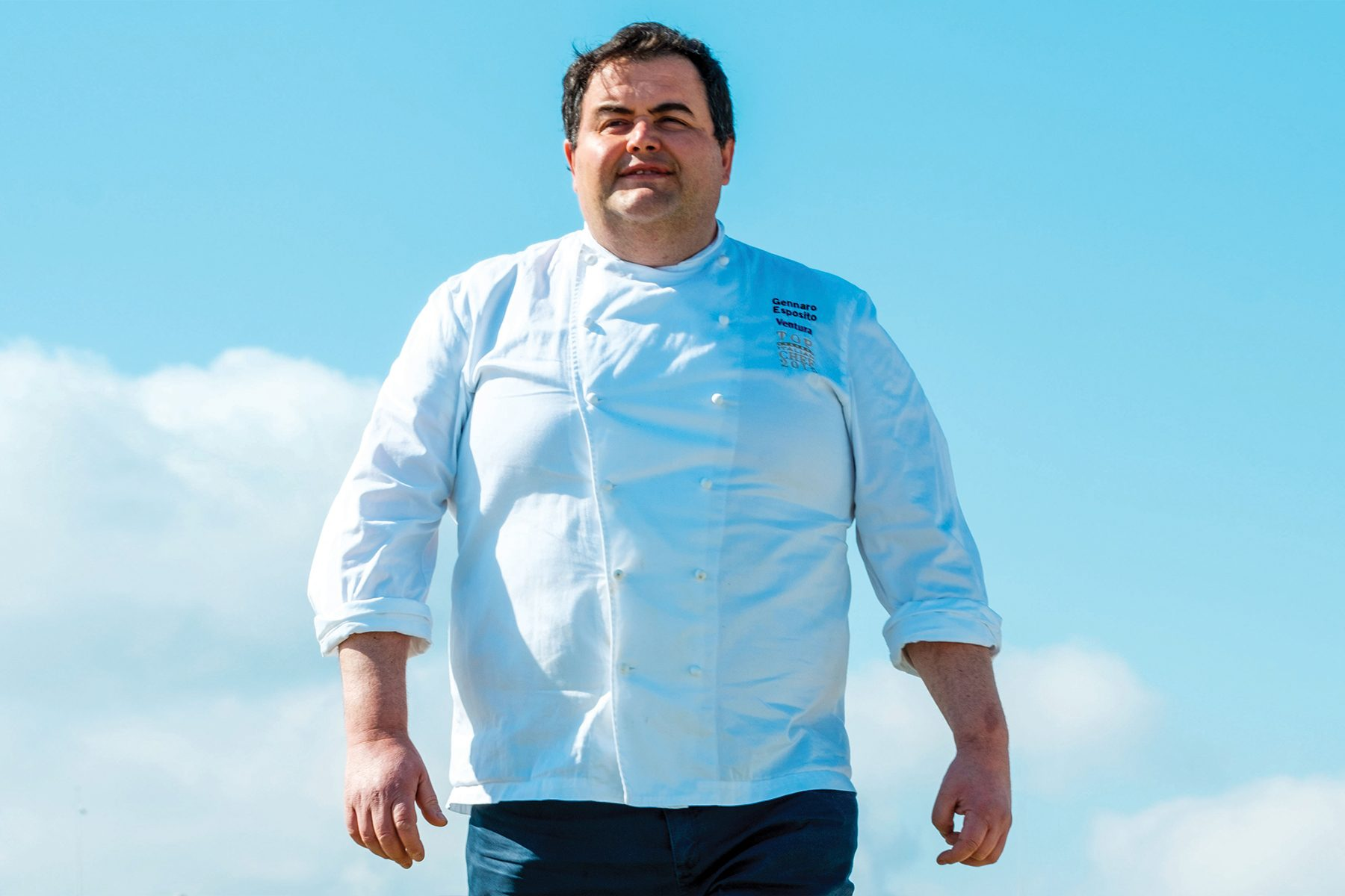 Gennaro Esposito executive chef of It Ibiza