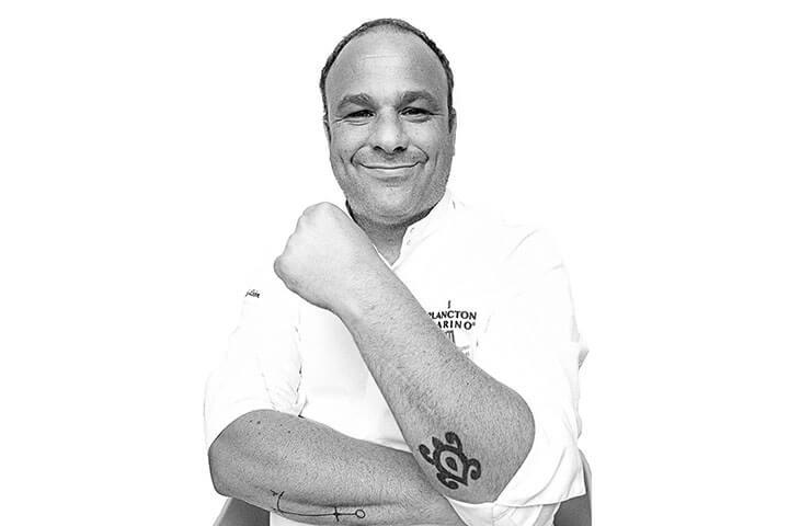 Angel Leon, the Chef of the Sea
