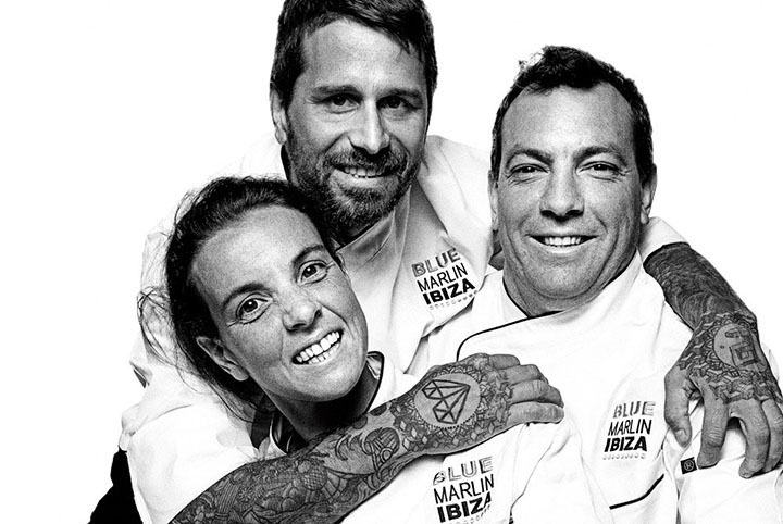 Blue Marlin Ibiza Chefs