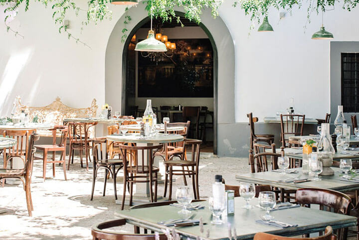 Restaurant El Portalón Ibiza