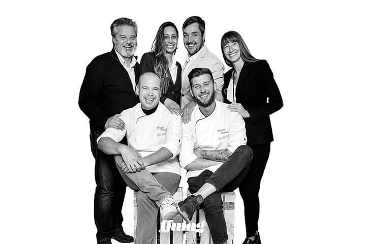 Ellos son el corazón del Restaurante Cala Bonita. Ibiza