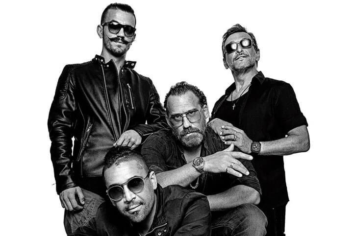 Ellos son el equipo de Maison Le Vrai. Ibiza