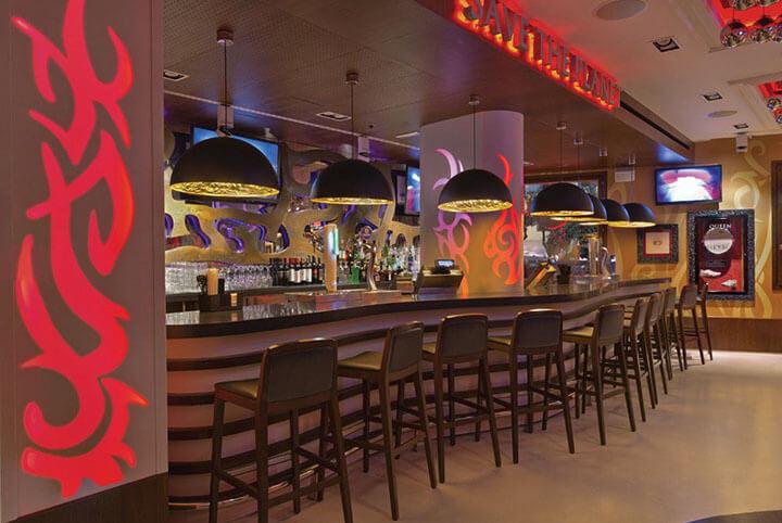 Hard Rock Café Ibiza restaurant