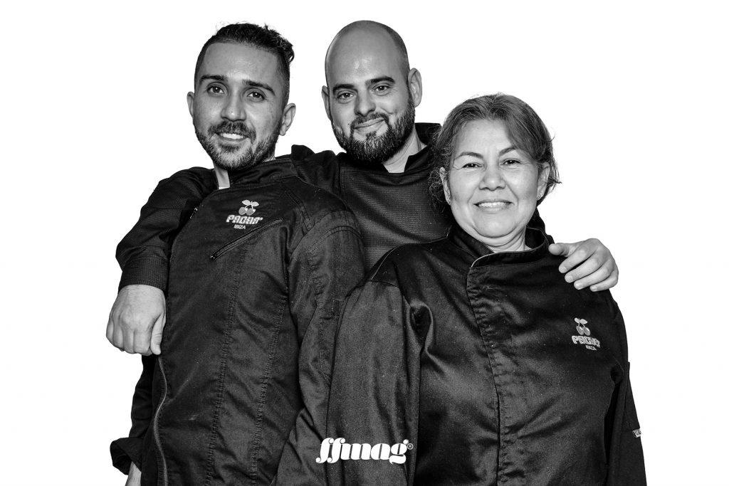 Restaurante Pacha team, Ibiza