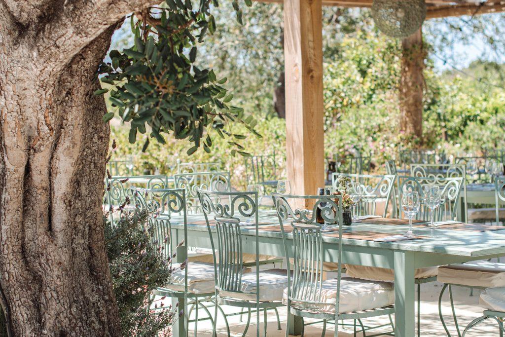 Restaurant Aubergine, Ibiza