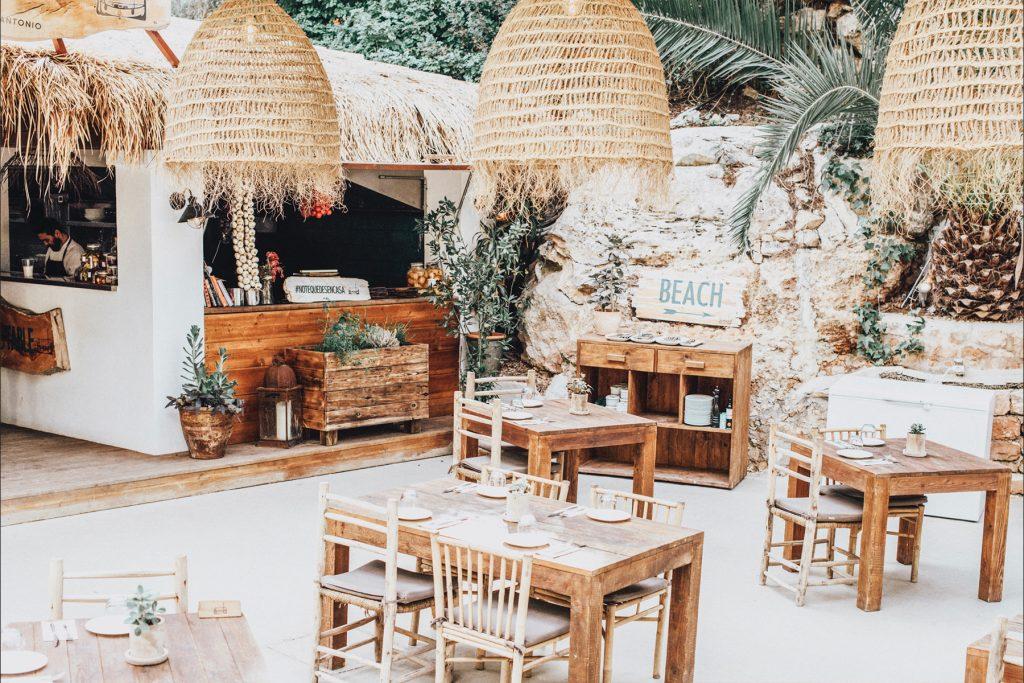 Restaurante Cala Gracioneta, Ibiza