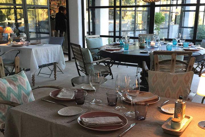 Restaurante Can Domo en Ibiza
