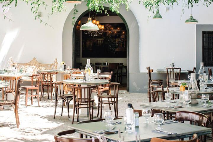 Restaurante El Portalón Ibiza