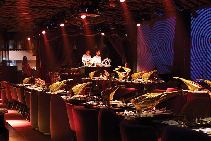 Restaurante Heart Ibiza