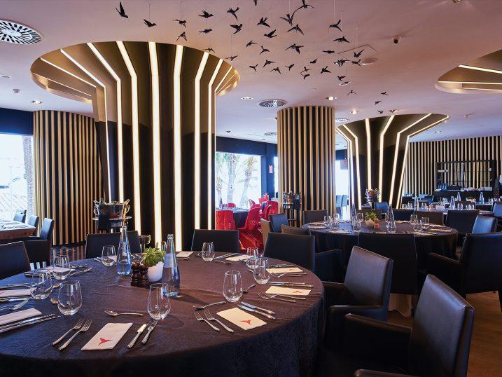Restaurante Montauk Steakhouse, Ibiza