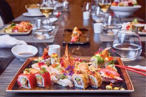 Sushi. Minami Ibiza
