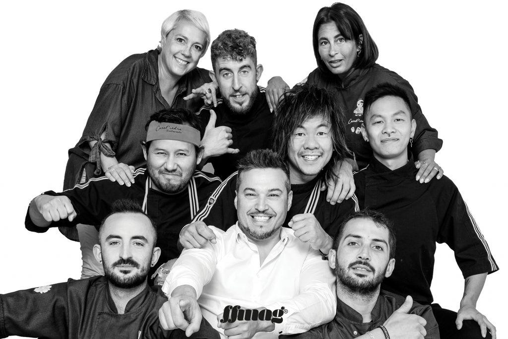 CasaPiedra Ibiza team