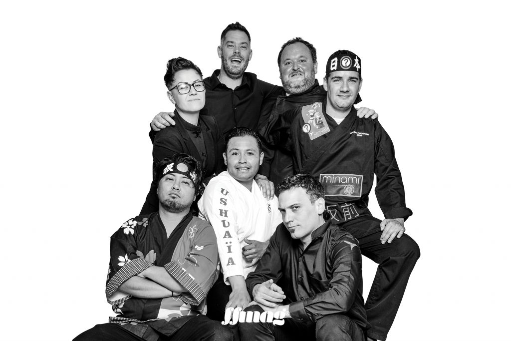 Minami team