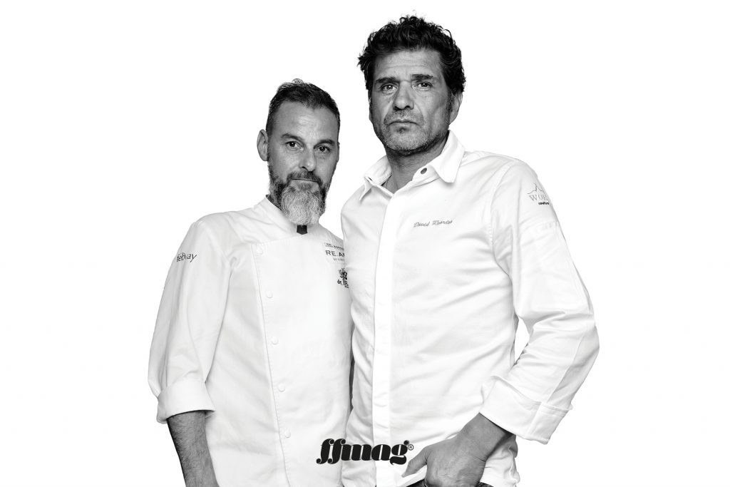 Matías and David. Re.Art, Ibiza
