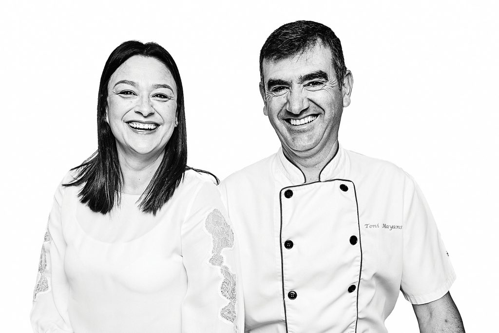 Cristina Miró and Antonio Mayans. Vogamari, Formentera