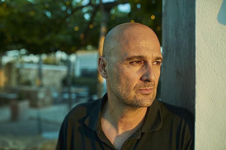 Daniel Serra, propietario de Can Dani. Formentera