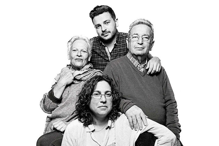 Familia Pescados Consuelo y Pardalet. Ibiza