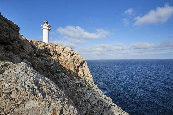 Faro Cabo Berbería, Formentera