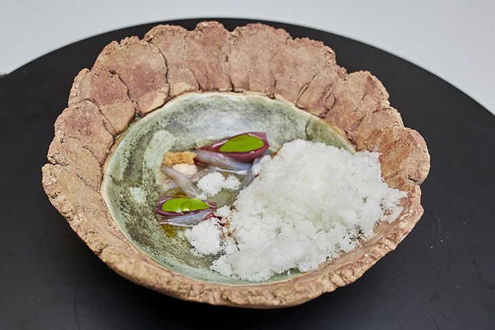Marinated beet