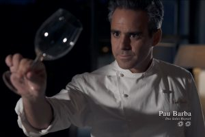 Pau Barba. Chef Agroturismo Can Domo