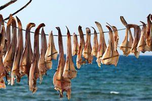 Peix sec (Pescado seco)