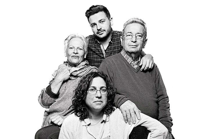 Pescados Consuelo y Pardalet family. Ibiza