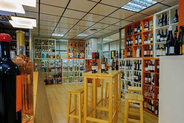 Productos distribuidos por Bedrinks. Ibiza