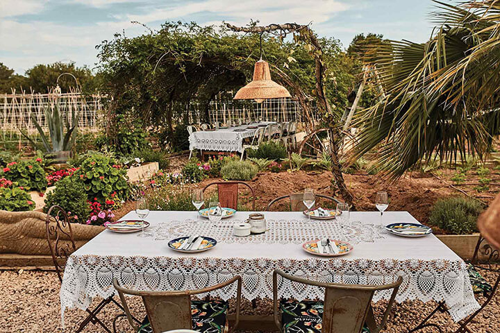 Mi Manera Restaurant, Formentera