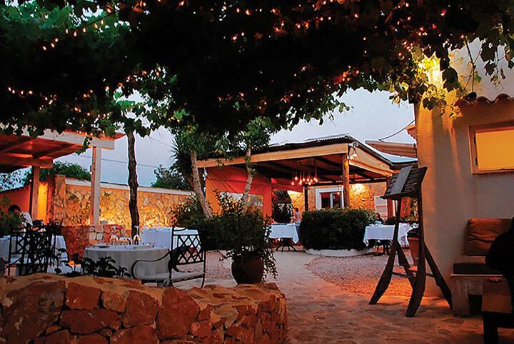 Can Dani Restaurant, Formentera