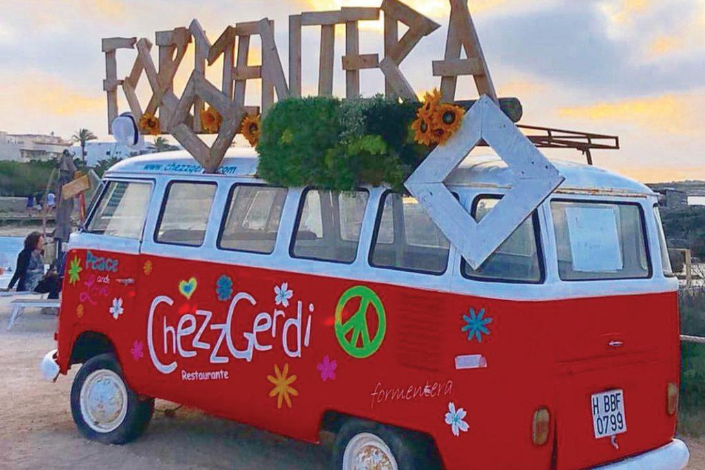 Restaurant ChezzGerdi, Formentera