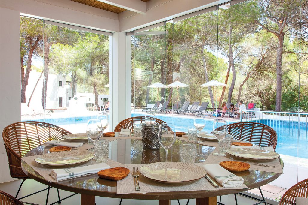Restaurante Casbah, Formentera