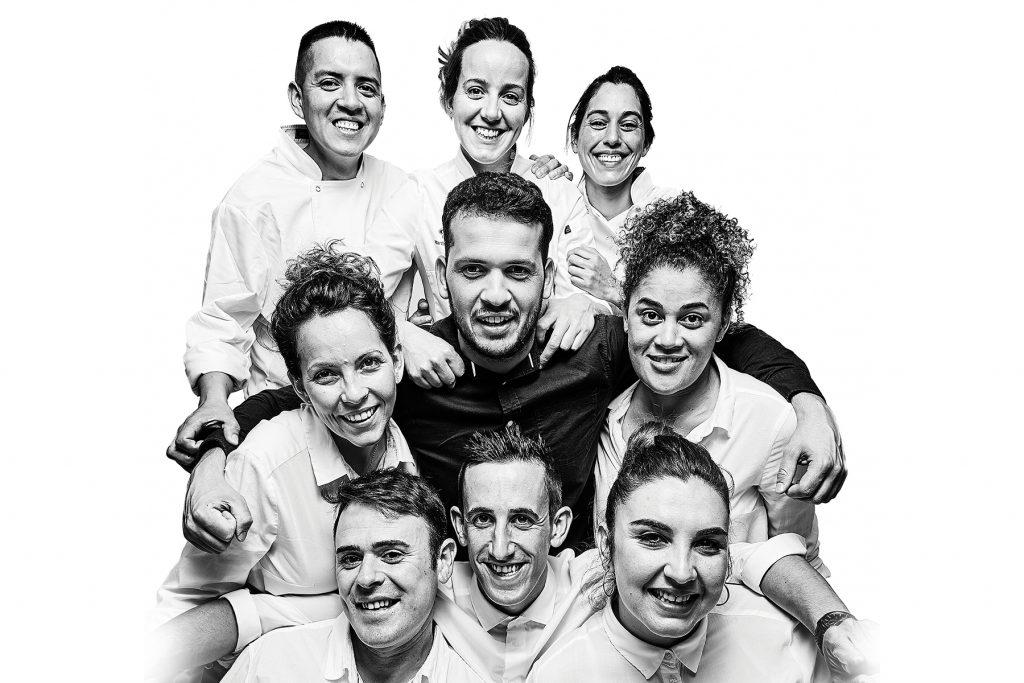 Casbah Formentera Restaurant team