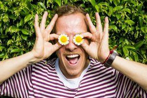 Bernat co-onwer of My Organic Spirits. Ibiza