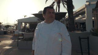 Chef Gennaro Esposito. It Ibiza