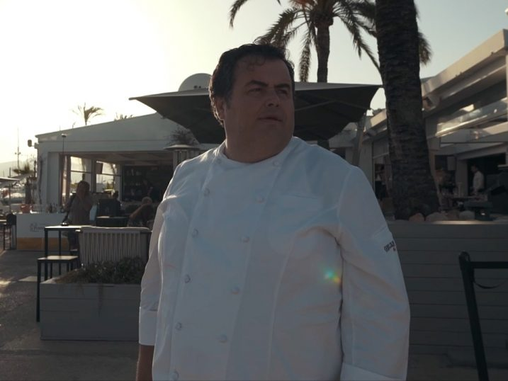Chef Gennaro Esposito. It Ibiza