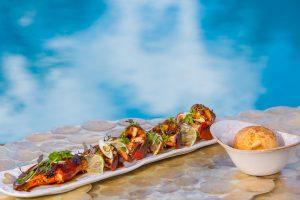 Chili lobster. Destino Restaurant, Ibiza