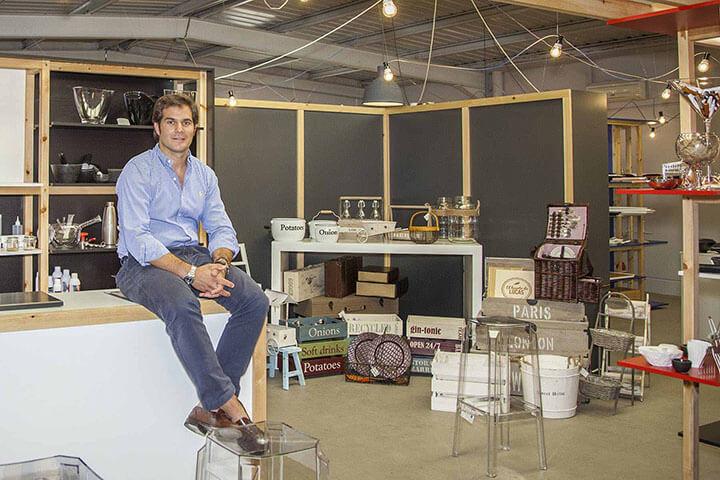 David Ramos CEO de Klimer