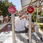 Estrella Damm en We Are FaceFood Ibiza 2018