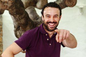 José Miguel Bonet, chef de Es Ventall. Ibiza