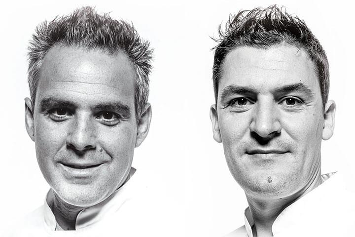 Pau Barba (Can Domo) y Óscar Molina (La Gaia): Nuevos soles Guía Repsol 2018