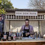 Ron Don Papa at We Are FaceFood Ibiza 2018