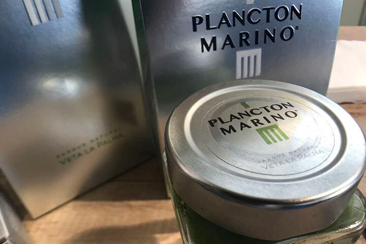 Plancton Marino en Gastronomika 2018