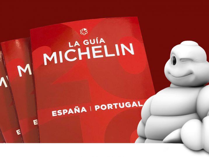 Guía Michelin 2019 de España y Portugal